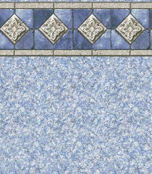 """Capri / Fresco II <br>27 mil <br>tile height 8 5/8"""""""