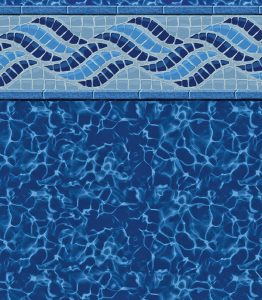 Pool Liner - Summerwave / Deep Blue Fusion
