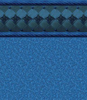"""Ocean Barolo / Natural Blue <br> 27 mil <br>tile height 10"""""""