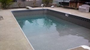 Suwanee Georgia Pool Liner Installation