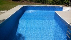 Sandy Springs Pool Remodel and Pool Liner Installation
