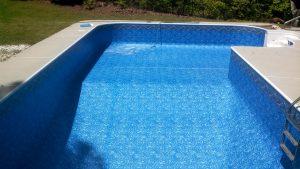 Sandy Springs Pool Remodel and Pool Liner Installation