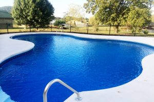 Norcross GA new pool installation