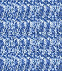 Glacier Floor Liner Pattern